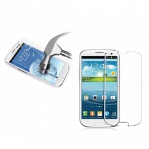 Film protecteur - protection écran téléphone en verre trempé transparent protège des chocs et des chutes - iPhone 6 PLUS