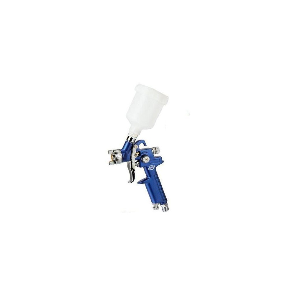 mini airbrush pistolet peinture professionnel aerographe 125cc mediawavestore. Black Bedroom Furniture Sets. Home Design Ideas