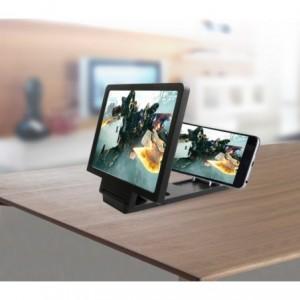 Loupe Frame agrandissant pour smartphone - écran 3D de 7,5 pouces à zoom x3