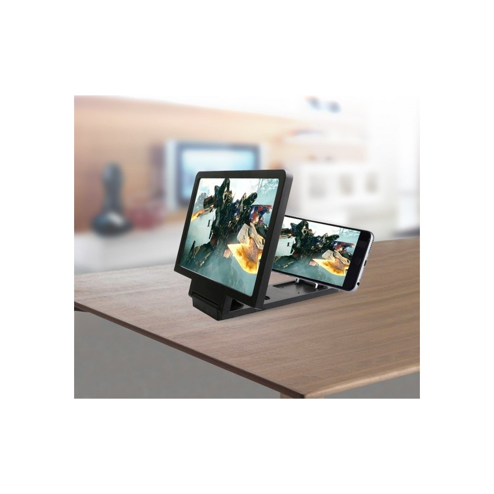 loupe frame agrandissant pour smartphone cran 3d de 7 5. Black Bedroom Furniture Sets. Home Design Ideas