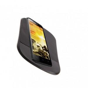 Tapis antidérapant tableau de bord en silicone pour les téléphones -Taille 19x14