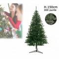Arbre de Noël artificiel avec 300 branches de 150 cm - Sapin de Noël
