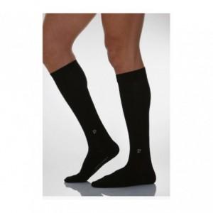 Pack de 3 paires de chaussettes hautes en coton PIERRE CARDIN - homme -Diverses couleurs FRANCESE PC100