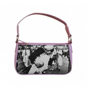 Sac à main 22 x 12 x 7 cm sac à main RETRO avec fantaisie - en deux variantes de style vintage