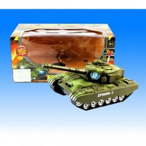 Char militaire - canon - avec lumière et son réalistes - viser et tirer - 373634