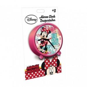 Réveil pour enfant - pour garçons et filles - Motif : Minnie Mouse DISNEY WD16051