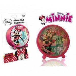 Réveil pour enfant - pour garçons et filles - Motif :Minnie Mouse DISNEY WD16051