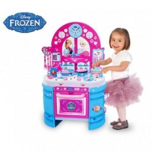 Mega cuisine avec 17 accessoires en deux modes - FROZEN - pour enfants DISNEY 8701
