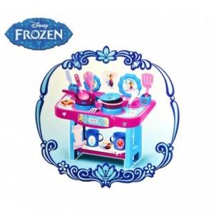 Cuisine avec 18 accessoires - MY FIRST KITCHEN - FROZEN - pour enfants DISNEY 8702
