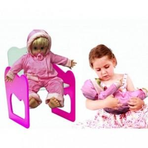 Poupée Babydoll - rose ou bleu - jouet et jeu d'enfant pour les garçons et les filles LINE CIGIOKI