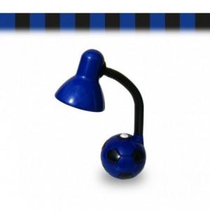 Lampe de bureau enfant - pour les garçons et les filles - modèle ballon de football - Décor