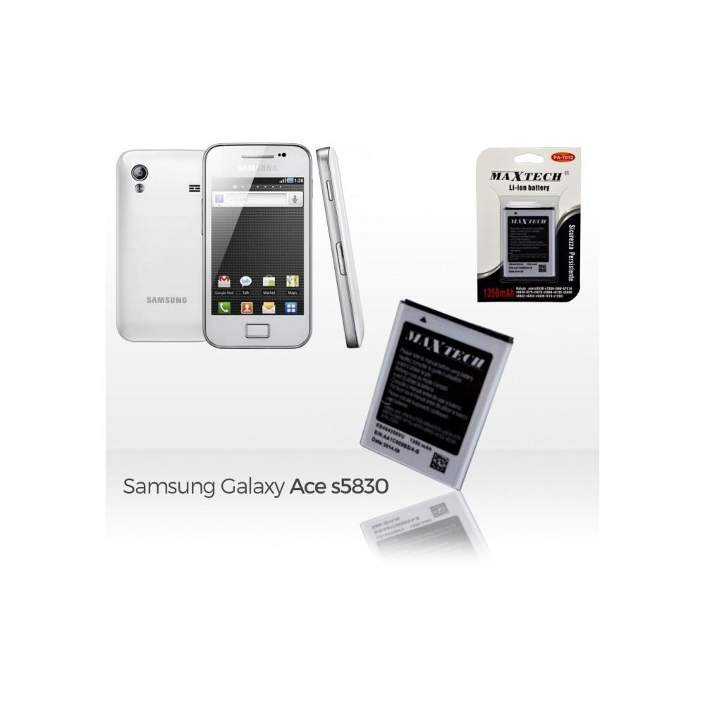 Batterie compatible Samsung S3 Mini Galaxy Ace 2 - MaxTech 1900mAh T010