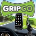 """Support universel """"GRIPGO"""" pour voiture, compatible avec GPS, smartphones"""