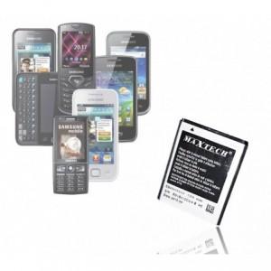 Batterie compatible Samsung s5570 / Wave - MaxTech batterie Li-ion 1350mAh T013