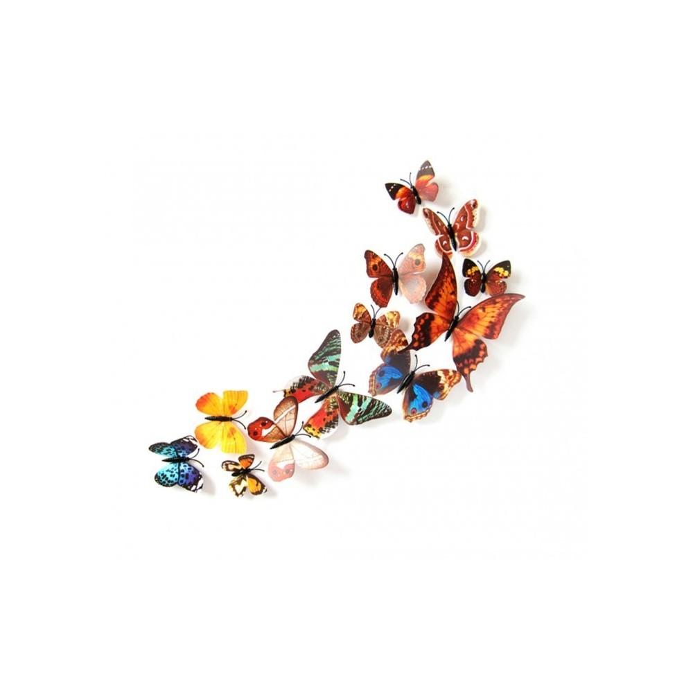 deco papillon 3d best papillon deco mur pc d with deco papillon 3d sticker papillon relief. Black Bedroom Furniture Sets. Home Design Ideas
