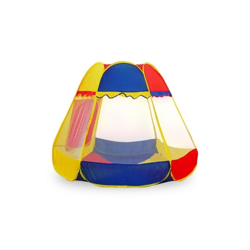 Tente de jardin Enfant- Forme Hexagonale avec 2 fenêtres - LINE GIGIOC