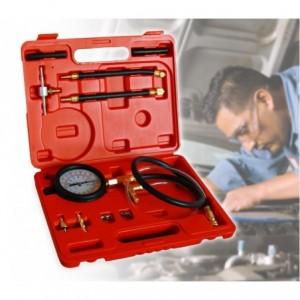 Kit de contrôle de la pression des systèmes d'injection de carburant pour voiture (10 pièces)