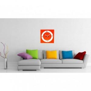 Horloge murale style Ipod - MP3 803.413 (26 X 26 cm) - Divers coloris - Home Decor