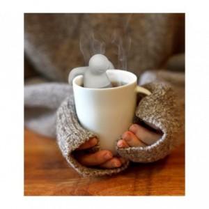 Boule à thé - Infuseur en silicone - Accessoire pour la cuisine et la maison