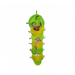 Organisateur - Rangement jouets - pyjama- Deco chambre enfant - 25 x 110 cm 447104