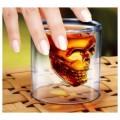 Kit 2 verres - crâne - tete de mort - boisson apéritif - Skull of doom