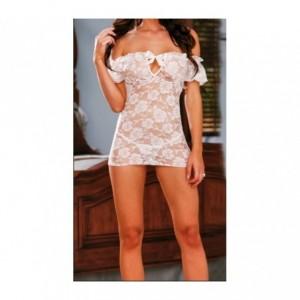 Ensemble sexy - sous vêtement - lingerie sensuelle - Femme - mod. SIDNEY - MWS AHEAD