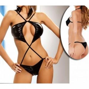 Ensemble sexy - sous vêtement - lingerie sensuelle - Femme - mod. MEGAN - MWS AHEAD