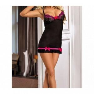 Ensemble sexy - sous vêtement - lingerie sensuelle - Femme - mod. JASMINE - MWS AHEAD
