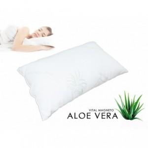 Oreiller parfum ALOE VERA - SALIA (hypoallergénique et anti-acariens)