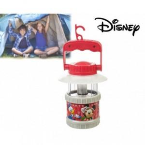 Lampe de camping avec fonctionnement à batterie - MICKEY MOUSE