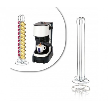 726105 - Support métallique pour les capsules de café (jusqu'à 20 pièces)