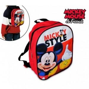 MK16506 - Sac à dos pour enfant - MICKEY MOUSE (20 x 24 x 10 cm)
