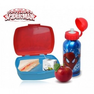MV92185 Kit gouter enfant - SPIDERMAN (Gift Set)