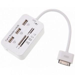 Kit de connexion, lecteur photos SD USB pour iphone, ipad et tablette