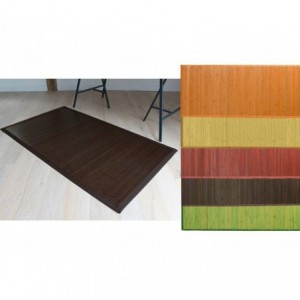 028489 - Tapis Bamboo 60 x 90 cm / glisser Base - Home Decor