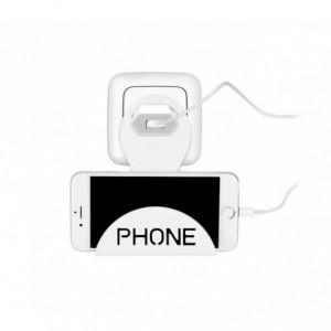 Support pendant le chargement - PHONE - base pour mobile