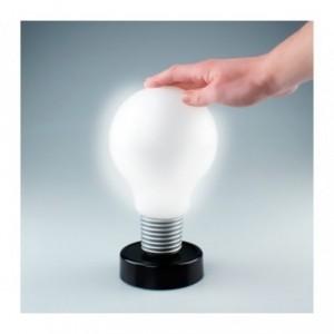 579627 lampe système de poussée LED en forme AMPOULE GEANTE