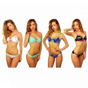 KL288 Maillot de bain Bikini mod.SHIVER collection Sensation par MWS AHEAD