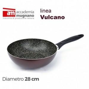 VUSLT28- Poêle à frire anti-adhésive - 28 cm ligne Accademia Mugnano