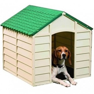 50701 - Niche pour chien - grande taille 78x85x80 cm
