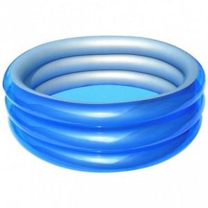 51117 - Piscine gonflable - arc en ciel - Bestway 4 anneaux 157 x 46 cm