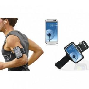 Brassard / bracelet sport pour téléphone - Compatible SAMSUNG S3 / S4