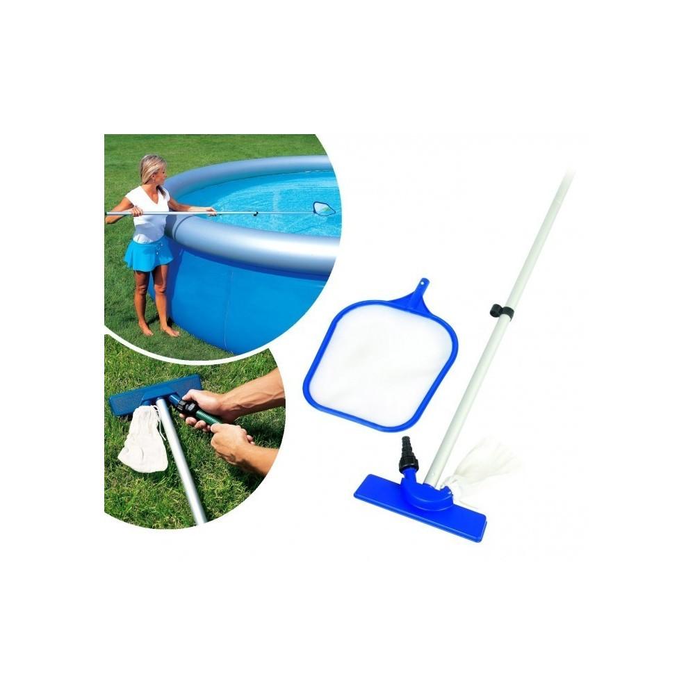 58013 kit de nettoyage standard pour piscines gonflables. Black Bedroom Furniture Sets. Home Design Ideas