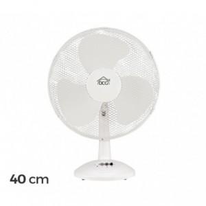 VE9040 - DCG - Ventilateur de 3 lames - 40 cm - diamètre shimmy 3 vitesses