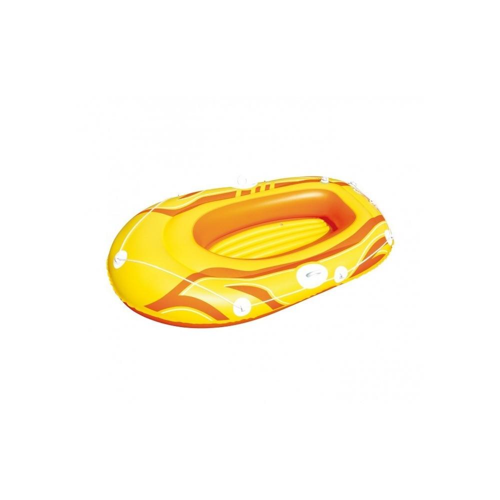 61050 - Canot pneumatique en 3 couleurs 155 x 93 cm pour les enfants et les adultes