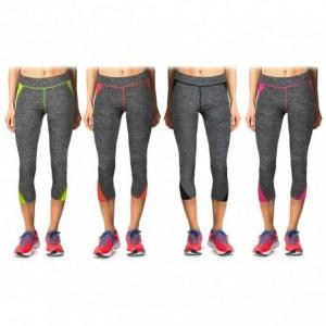 H722 - Leggings de sport pour femme - Tissu technique pour la salle de sport