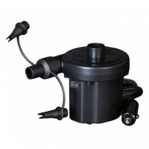 62097 - Mini compresseur - pompe - 3 soupapes avec adaptateur de voiture 12V - Bestway