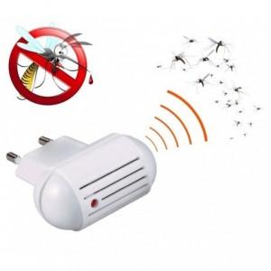 33862 Répulsif à ultrasons électrique pour insectes pour pièce de 25m²