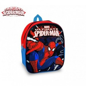 SP16502 - Sac à dos - Cartable - Spiderman - 24x20x9 cm