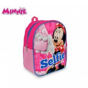 MN16500 - Minnie Mouse - Trousse - Sac à dos - Cartable - Fourniture scolaire 24x20x9 cm